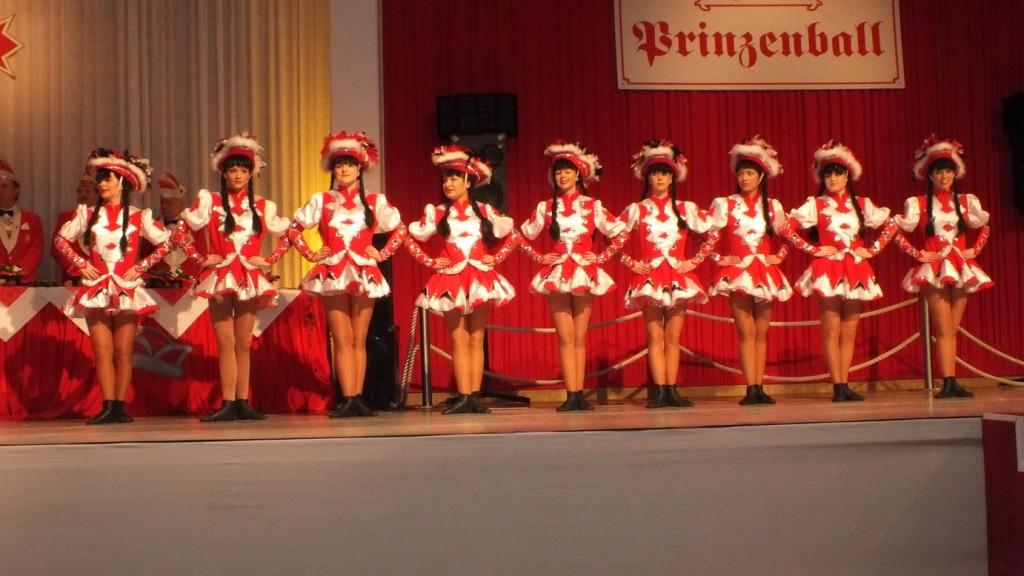 Prinzengarde 2013