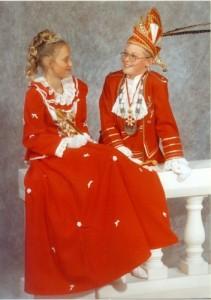 Alexander I. & Pamela I. 1999-2000