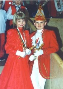 Florian I. & Anja I. 2002-2003