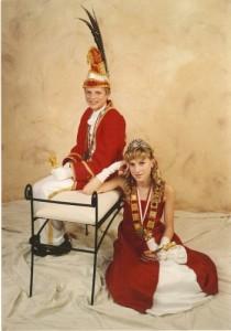 Julian I. & Selina I. 2003-2004