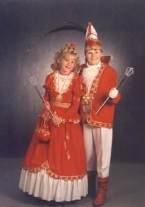 Oliver I. & Monique I. 1993-1994