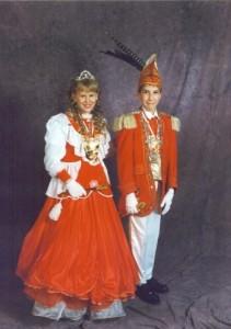 Tim I. & Eva I. 1998-1999