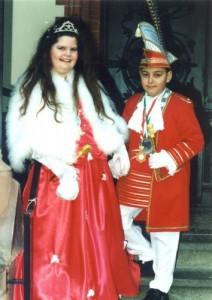 Ufuk I. & Katrin I. 2001-2002